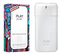 Givenchy Play for Her Arty Color Edition ( Живанши Плэй Арти Колор Эдишн ) edp Люкс 100 ml. w лицензия