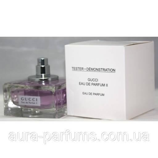 Gucci Eau De Parfum 2 Pink Edp люкс 75 Ml W тестер лицензия цена