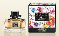 Gucci Flora by Gucci ( черная с цветами ) edt Люкс 75 ml. w лицензия
