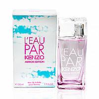 Kenzo L`eau par Kenzo pour femme Mirror edition edt Люкс 100 ml. w лицензия