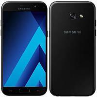 Стекло для Samsung A520F Galaxy A5 (2017) (black) Original