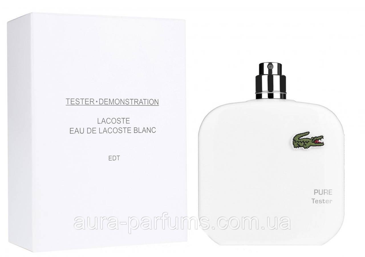 Lacoste Eau de lacoste L.12.12 Blanc edt Люкс 100 ml. m Тестер лицензия e0d2272c7c1bf