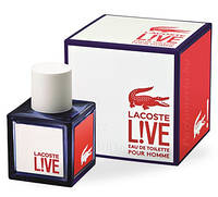 Lacoste LIVE pour homme edt Люкс 100 ml. m лицензия