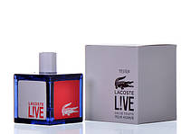 Lacoste LIVE pour homme edt Люкс 100 ml. m Тестер лицензия