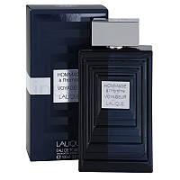 LALIQUE Hommage a l'homme Voyageur Lalique edt 100 ml. лицензия