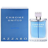 Loris Azzaro Chrome United edt Люкс 100 ml. m лицензия