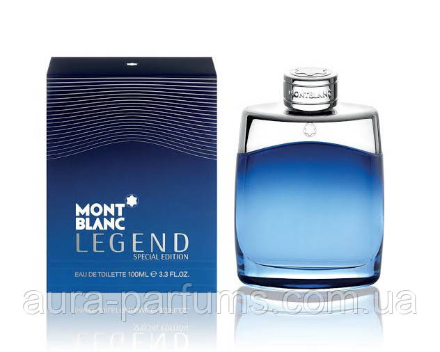 Mont Blanc Legend Special Edition edt 100 ml. мужская лицензия
