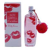 Naomi Campbell Cat de luxe With Kisses edt Люкс 75 ml. w лицензия