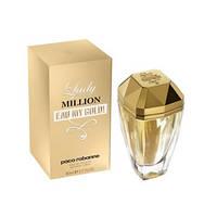 Paco Rabanne Lady Million Eau My gold Туалетная вода 80 ml. лицензия