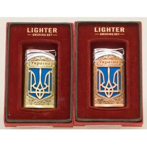 Подарочная зажигалка УКРАЇНА PZ54281