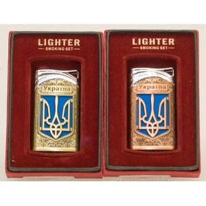 Подарочная зажигалка УКРАЇНА PZ54281 , фото 2