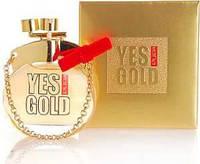 Pupa Yes Gold edt 100 ml. w лицензия