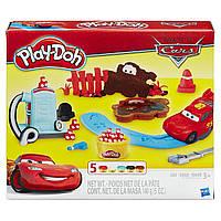 Игровой набор Плей До Тачки Play-Doh Cars Toy, Hasbro