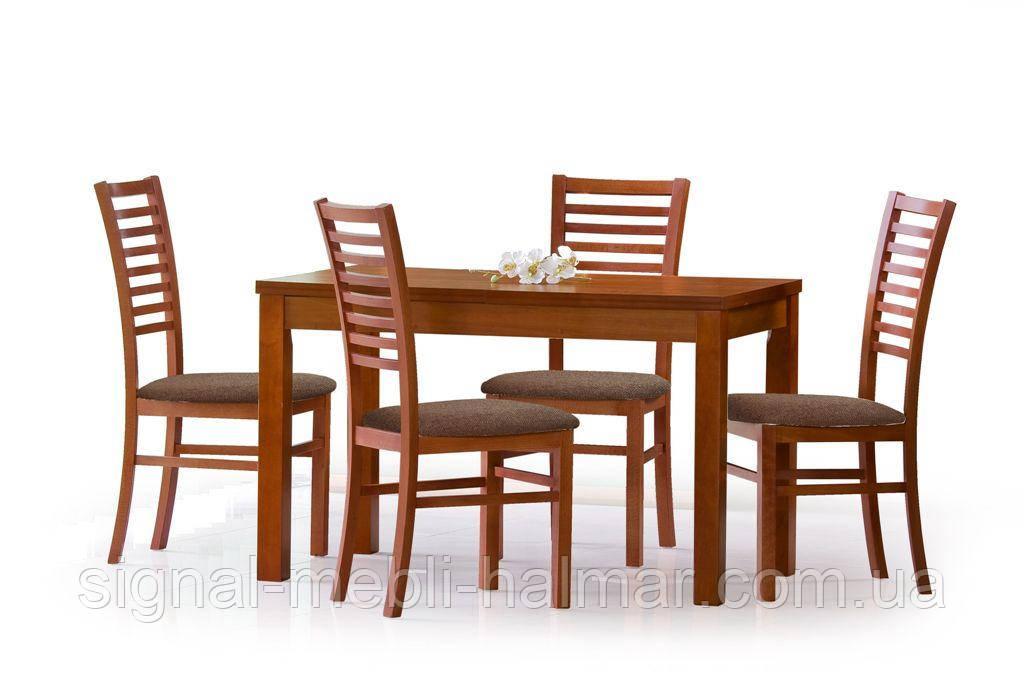 Стол деревянный ERNEST 120/160 Halmar