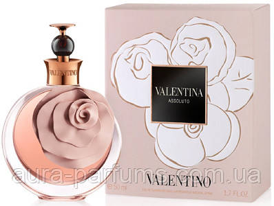 Valentino by Valentino Absoluto edp Люкс 90 ml. w лицензия - Интернет-магазин парфюмерии и косметики | Aura-Parfums в Ровненской области