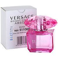 Versace Bright Crystal Absolu edt Люкс 90 ml. w Тестер лицензия