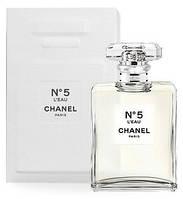 Chanel №5 L'eau edp 100 ml. w лицензия Люкс