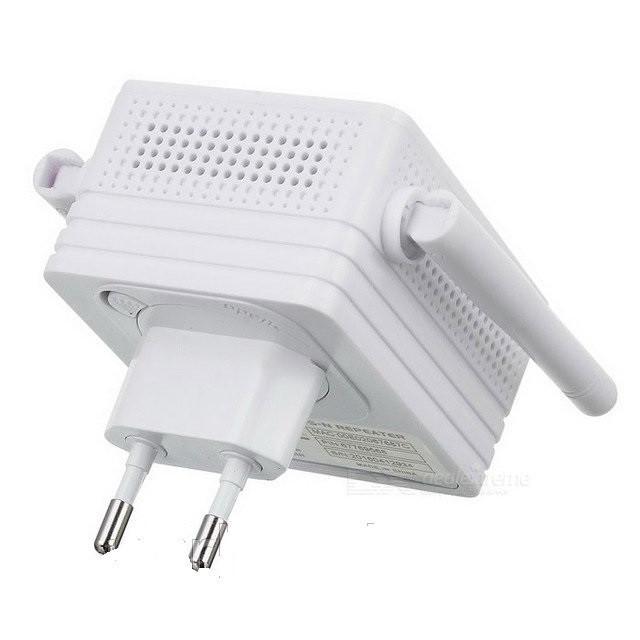 """Беспроводной репитер с EU plug LV-WR 02E, Wi-Fi репитер, повторитель wifi сигнала, ретранслятор вай фай!Опт - Магазин """"BINZA"""" в Броварах"""