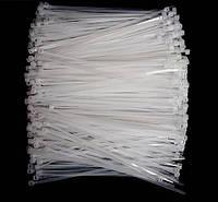 Стяжка для кабелей/проводов 4-200 (500шт)!Опт