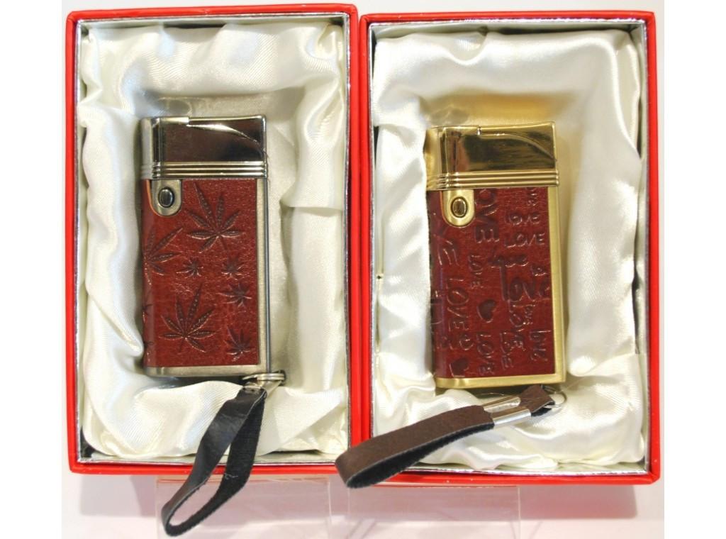 Подарочная зажигалка + фонарик PZ544032