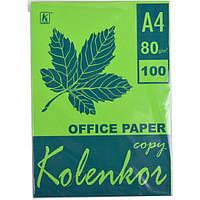 Бумага для ксерокса, А4 100 листов 80г/м² насыщенная PARROT
