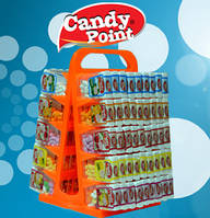 Драже Candy Point  Pyramid Stand, 12 гр x 90 шт