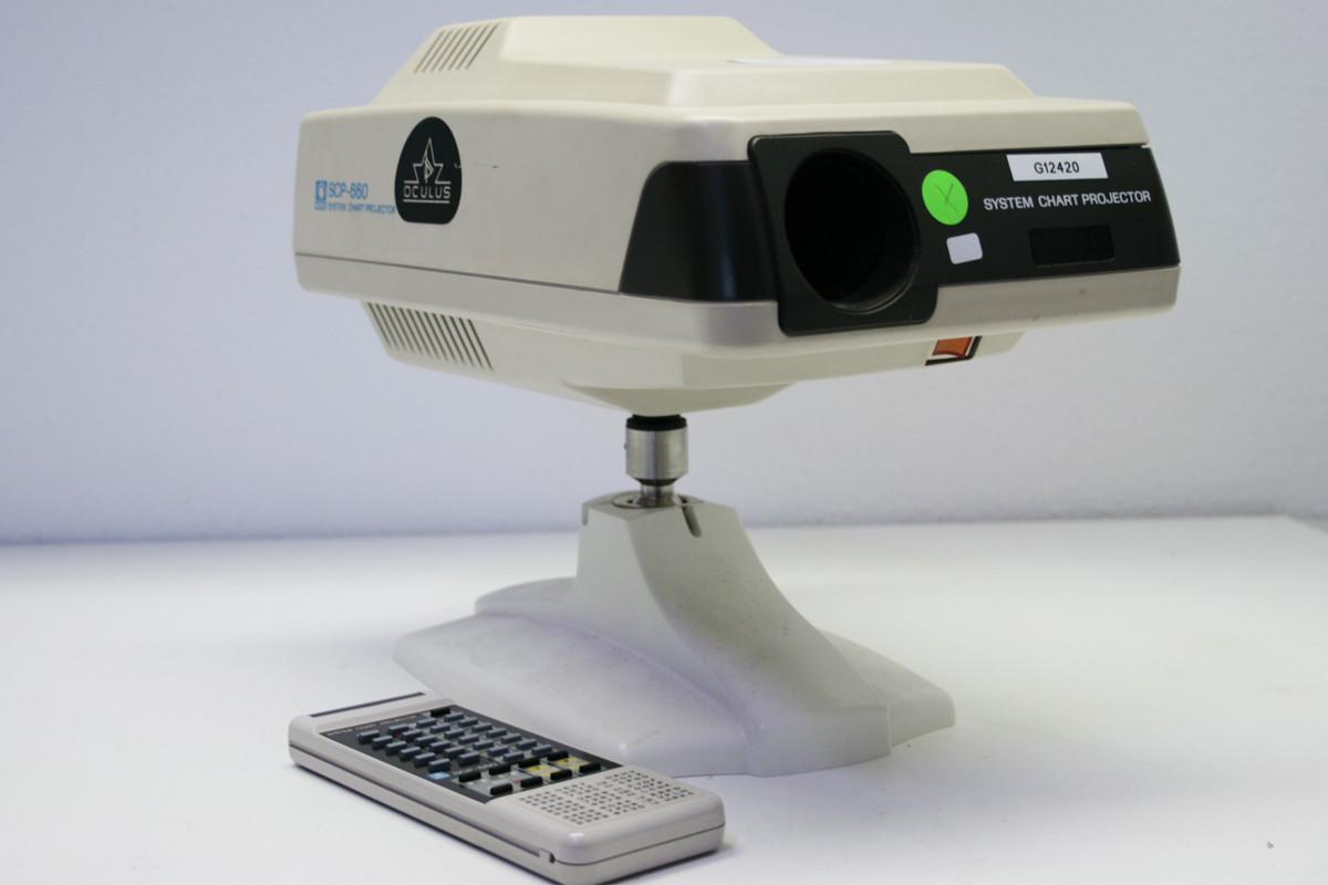 Проектор знаків Nidek SCP 660