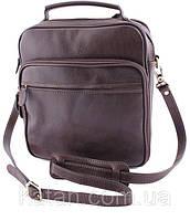 Мужская сумка через плечо Katana 31027 коричневый