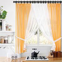 Кухонную занавеску с фото нарядную, фото 1