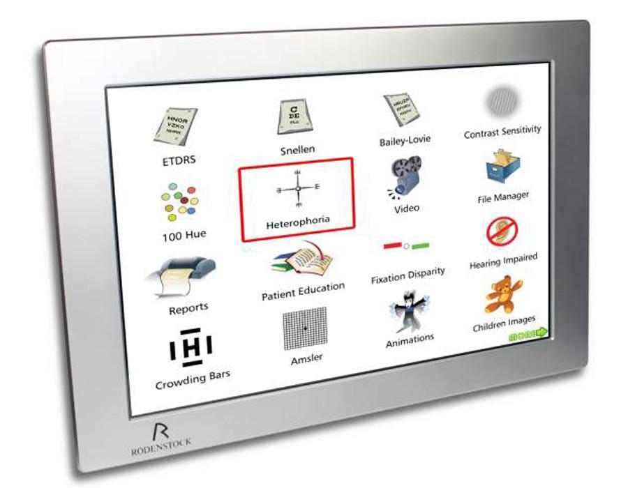 Цифровий проектор знаків Rodenstock CV 1000P
