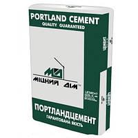 Цемент «Міцний дім» ПЦ I-500 (50 кг.)
