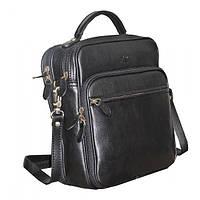 Мужская сумка через плечо Katana 31027 черный