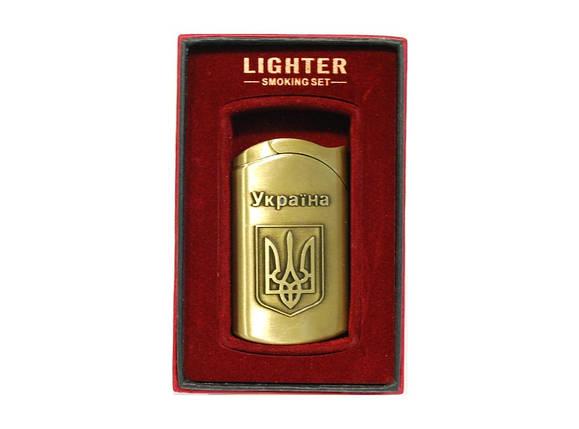 Подарочная зажигалка УКРАЇНА PZ54276, фото 2