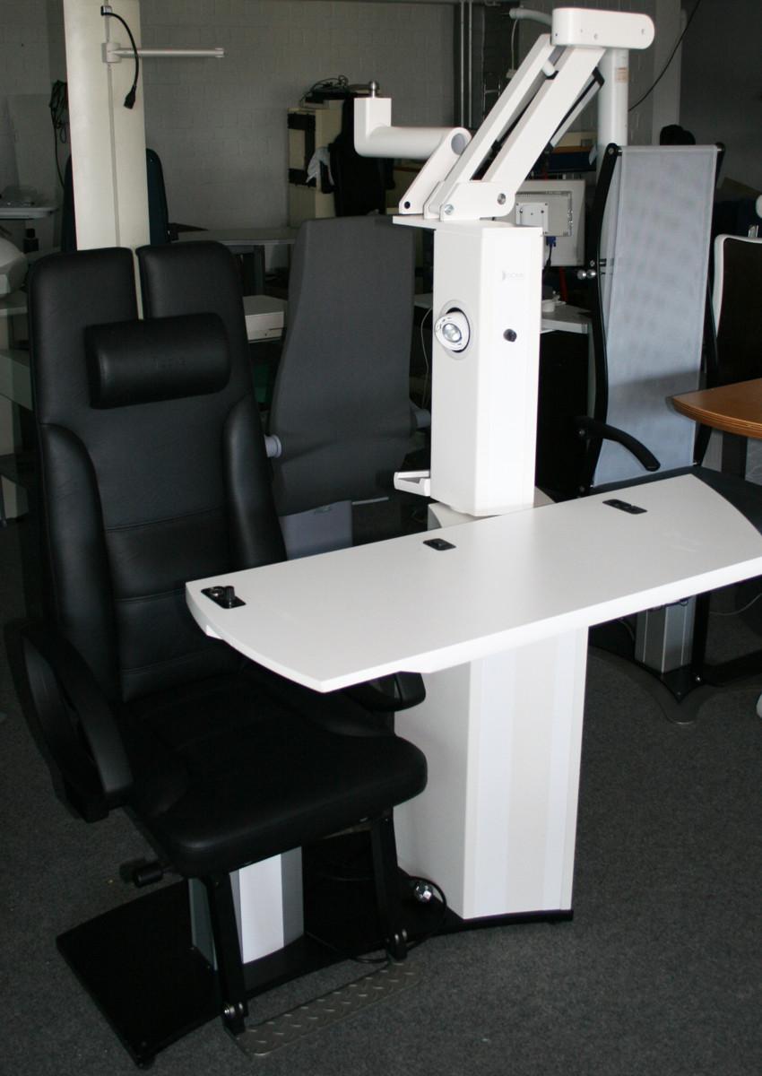 Кабінет лікаря-офтальмолога Doms Concentric