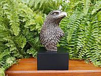 Коллекционная статуэтка Veronese Голова Орла на пьедестале WU75844A4
