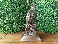 Красивая статуэтка Veronese Орел с бронзовым покрытием 76779A4