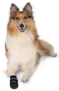 Черевики для собак (захисні), розмір L