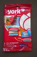 Вакуумный пакет Roll-up скрутка 35*55 см 2 шт. York