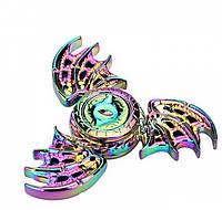 Fidget Spinner!/Спиннер!/ Антистресс/Градиент, хамелеон, латунь,Дракон
