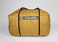 Женская спортивная сумка тканевая
