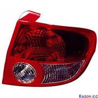 Фонарь задний Hyundai Getz '02-05 левый (DEPO) 221-1917L-UE