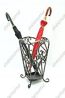 Зонтовница 6B (подставка под зонт) без ручки 53*32 см бел.