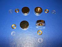 Зеркалодержатель под сверление золото 18мм