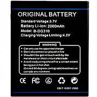 Аккумуляторная батарея для Doogee G580 ОРИГИНАЛ 1 год гарантии. (АКБ Doogee G580 orig. (тех.пак.))