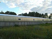 Строительство теплых складов