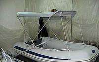Тент солнцезащитный Л-2 на лодки 3 м-3,8 м ANT