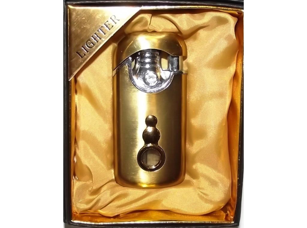 Подарочная 2-х режимная зажигалка LIGHTER PZ03316