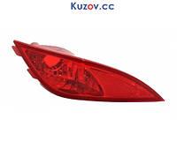 Фонарь задний Hyundai Ix-35 10-15 правый (DEPO) в бампере 221-4004R-UE