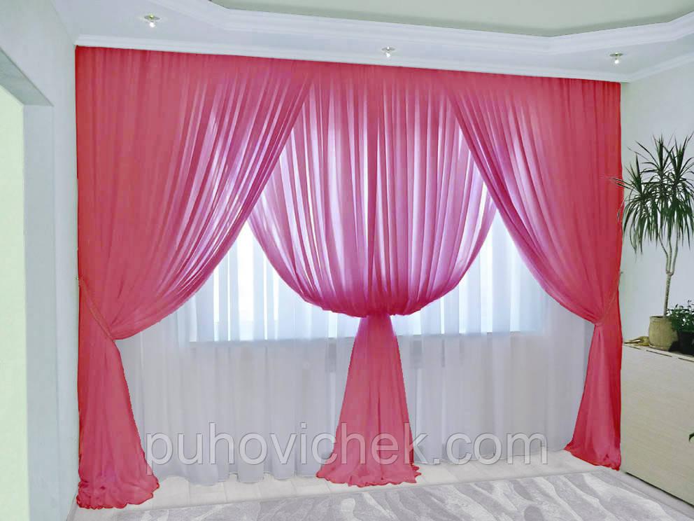 Легкие шторы для комнат