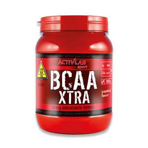 Activlab BCAA Xtra 500 g, Активлаб БЦА Экстра 500 грамм